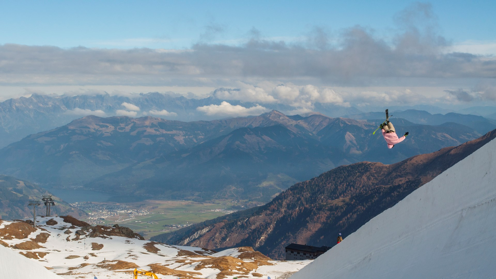 Halfpipe Weltcup Kick Off In Copper Mountain 214 Sv