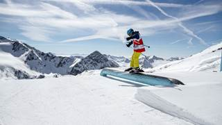 Austria Freeski Days Stubaier Gletscher
