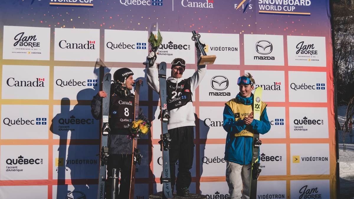 FIS Freeski World Cup 2019 - Quebec City CAN - big air-79